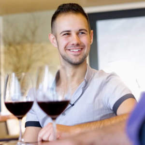 your personal sommelier and host Vince Anter