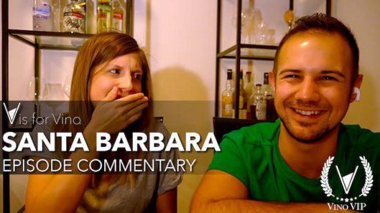 behind the scenes commentary santa barbara