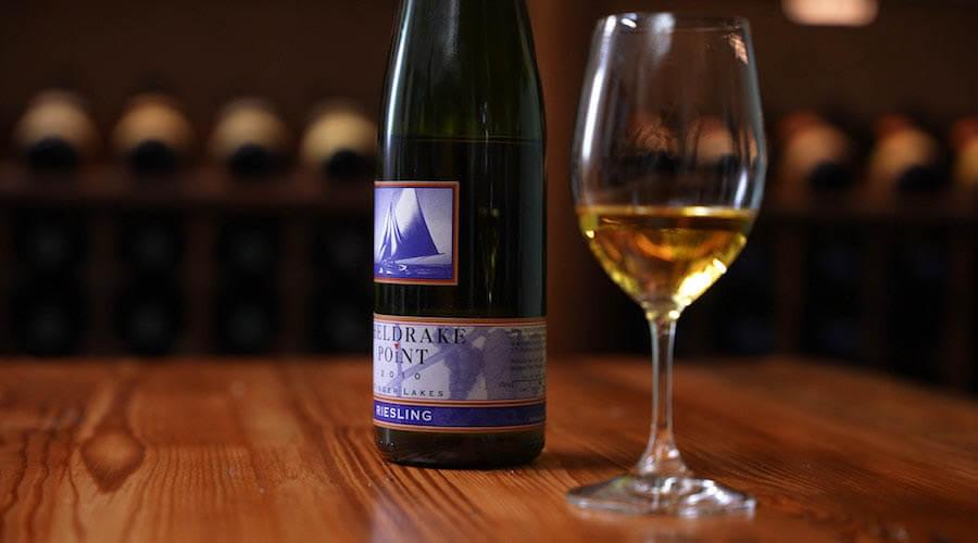 sheldrake point winery in finger lakes new york