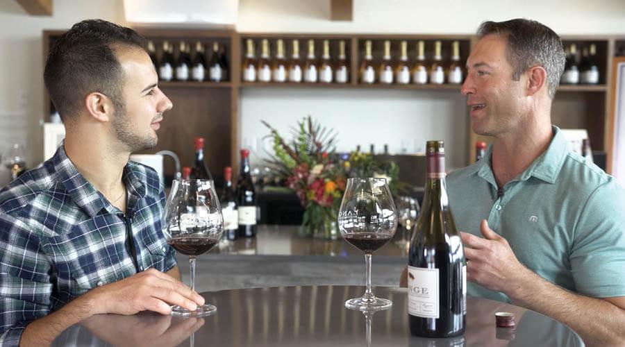 lange estate winery in oregon