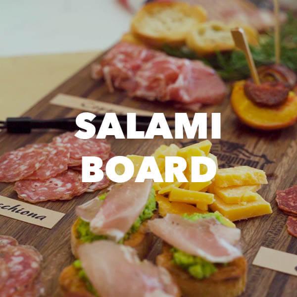 salami board recipe sonoma